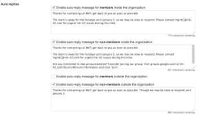 Automatic Respond Official Google Cloud Blog Automatic Response A Reply From Google
