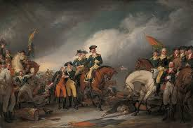 john trumbell the capture of the hessians at ton december 26 1776