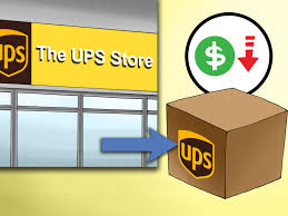 Ups Ground Rates Chart 2018 How To Compare Shipping Rates 11 Steps With Pictures
