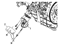 Repair Instructions - Off Vehicle - Oil Filter Adapter Removal ...