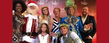 Cast The Christmas Show 2016 Aangekondigd Musicalweb Nl
