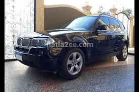 Bmw x3 just landed from usa is up for sale. X3 Bmw 2008 Kafr El Sheikh Black 4068344 Car For Sale Hatla2ee