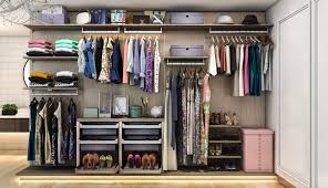 office in a wardrobe. \u201cWhat Are Some Ways A Custom Designed Home Office Can Improve Productivity? In Other Words, How Does The Right Type Of Help People Do Business?\u201d Wardrobe