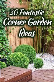 30 fantastic corner garden ideas photo