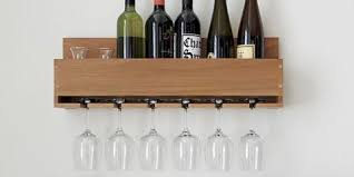 wall mounted wine bottle rack. Wall Mounted Wine Rack To Bottle