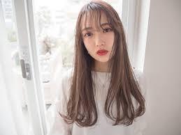 イマドキ韓国女子シースルーはオルチャンへの近道 Violet