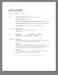 Modern Resume Template Whitneyport Daily Com