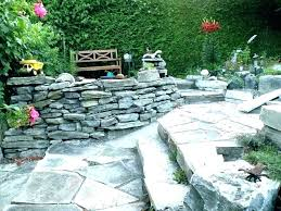 stone raised garden beds faux bed kits s flower bq raised flower bed kits