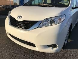 Used 2014 Toyota Sienna 4 Door Mini-Van Passenger in Red Deer, AB ...