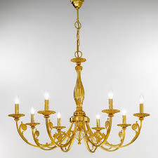 kolarz pisani crystal chandelier french gold