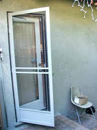 replace screen in screen door screen door repair amazing patio screen door and medium size of replace