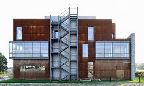 Engineering Design Center Warszawa Intop Office Jm Studio Architektoniczne Archdaily