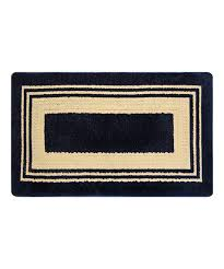 love this product navy blue kitchen mat