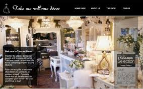 Small Picture Take Me Home Decor Vancouver Web Design Web Development