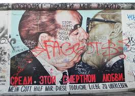 the mural in 2013 on famous berlin wall artists with brotherly love 25 years on the artist behind the iconic berlin