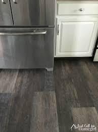 allure isocore harrison pine dark tile kitchen