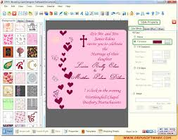 Invitations Card Maker Drpu Wedding Card Designer Software Design Marriage Invitation Cards