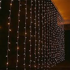 Waterfall Fairy Lights Uk 3mx3m 300led Hanging Icicle Waterfall Curtain Fairy Lights