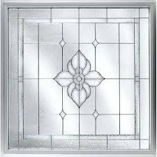 Bath Windows Glass Cube Window Block Installation