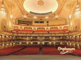 Orpheum Interactive Seating Chart Omaha Orpheum Theater Boston Online Charts Collection