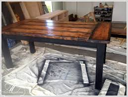 diy kitchen table ideas awesome furniture chic diy rustic modern dining table cool diy dining