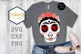 Give thanks free svg cut file (note: Sugar Skull Day Of The Dead Graphic By The Honey Company Creative Fabrica