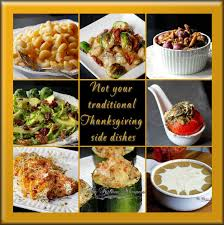 May 03, 2013 · hi anna, firstly, i love your site and the rich, fun and stimulating activities you prepare for your children. Not Your Traditional Thanksgiving Side Dishes