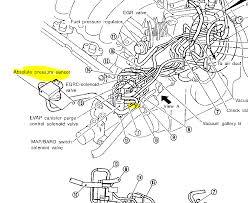 69793 2001 nissan maxima vacuum diagram