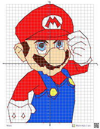 This Graphing Worksheet Will Produce A Four Quadrant