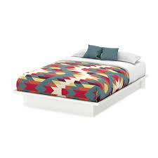 platform bed walmart. South Shore Soho Collection Queen Platform Bed | Walmart Canada
