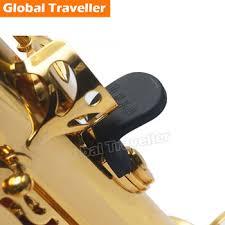<b>1</b> piece Alto Sax thumb supporting sleeve humanization sax finger ...