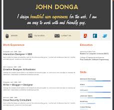 Free Resume Theme Wordpress Free WordPress Resume Theme Create an Online Resume in Minutes 44