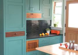 ... Excellent Kitchen Cabinet Color Wonderful Saw This Trend Coming Unique  GemOfTheWeek ...