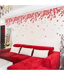 Small Picture Buy Decals Design Flowers Pink and Red Romantic Cherry Wall
