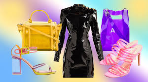 2019 <b>Fashion</b> Trend: <b>PVC Clothes</b> for Shiny, Sleek Vibes | StyleCaster