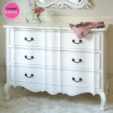 Provencal Bedroom Furniture Large Cream Chest Of Drawers French Vintage Shabby Bedroom