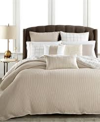 hotel collection duvet cover. Contemporary Hotel Hotel Collection Bedding Waffle Weave 100 Cotton King Duvet Cover Beige  G880 Inside D