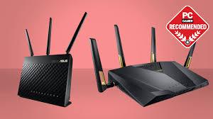 Asus Ac3100 Pink Light Best Gaming Routers 2020 Pc Gamer