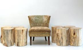 furniture made from tree stumps. Stump Furniture Made From Tree Stumps