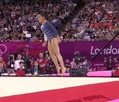 Vault gymnastics gif Tragic Accident Animated Gif Gymnastics Aly Raisman Floor Share Or Download Splits Gifer Gymnastics Aly Raisman Floor Gif On Gifer By Pera