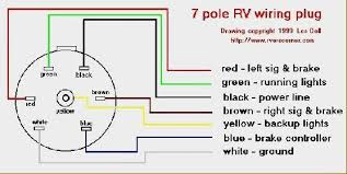 7 flat plug wiring diagram the wiring 7 6 4 way wiring diagrams heavy haulers rv resource
