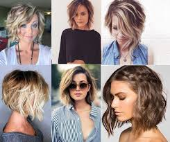 Moderné účesy Krátke Vlasy 2018