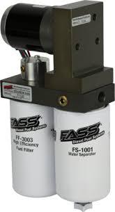 Fass T F14 220g Powerstroke 220gph Titanium Series Lift Pump 99 07 Discontinued