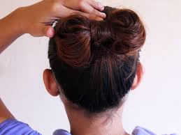 How To Make A Hair Style how to make a bun with short hair medium hair styles ideas 46361 5262 by wearticles.com