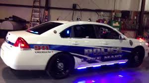 HG2 Emergency Lighting | Lake Mary Police Dept | 2012 Chevy Impala ...