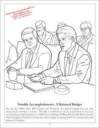 democratic party coloring book