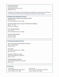 Wordpad Resume Templates 22 Elegant Free Resume Download Template