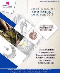 Short Term Jewellery Designing Courses In Delhi Short Term Specilization Course In Hurry Up Join Dreamzone