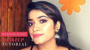 simple wedding guest makeup tutorial