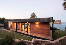 Prefab Homes Dwell in This Prefab Hangs out at the Architectures Photo  Luxury Prefab Homes